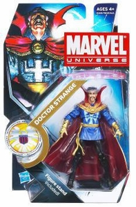Marvel Universe 3 3/4 Inch Series 14 Action Figure #12 Dr. Strange