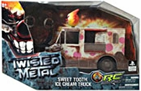 Twisted Metal R/C Remote Control Sweet Tooth Ice Cream Truck