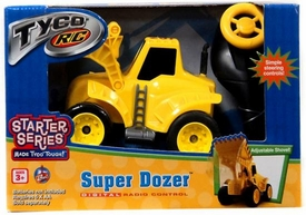 Tyco Starter Series RC Radio Controlled Vehicle Super Dozer