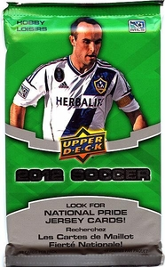 Upper Deck MLS 2012 Soccer Trading Cards  [12 Per Pack]