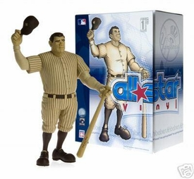 Upper Deck Authenticated All Star Vinyl Figure Babe Ruth (Sepia Colored) Limited to 500 Pieces