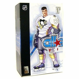 Upper Deck Authenticated All Star Vinyl Figure Sidney Crosby (White Away Jersey) Limited to 500 Pieces