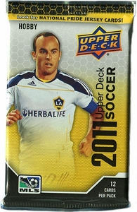 Upper Deck MLS 2011 Soccer Hobby Pack