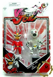 Viewtiful Joe Series 1 Action Figure 2-Pack Viewtiful Joe & Bianki