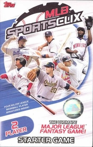 WIZKIDS MLB SportsCLix 2005 2-Player Starter Pack