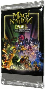 Magi Nation Duel Card Game Base Set Booster Pack