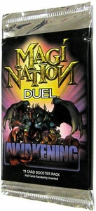 Magi Nation Duel Card Game Awakening Booster Pack