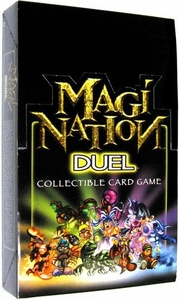 Magi Nation Duel Card Game Base Set Unlimited Edition Booster BOX [36 Packs]