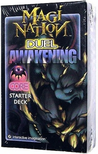 Magi Nation Duel Card Game Awakening Core Theme Deck