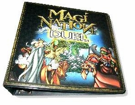 Card Supplies Magi Nation 9-Pocket Binder