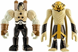 Ben 10 Alien Creation Chamber Mini Figure 2-Pack Benvicktor & Benmummy