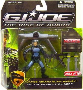 GI Joe Movie The Rise of Cobra Exclusive M.A.R.S. Troopers Action Figure James