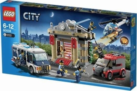 LEGO City Set #60008 Museum Break-In