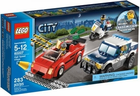 LEGO City Set #60007 High Speed Chase