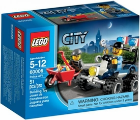LEGO City Set #60006 Police ATV