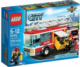 LEGO City Set #60002 Fire Truck