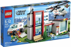 LEGO City Exclusive Set #4429 Helicopter Rescue