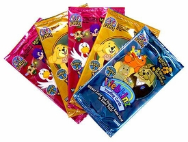 Webkinz Trading Cards Series 3 Booster Pack Look for the Magical Retriever!
