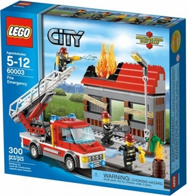LEGO City Set #60003 Fire Emergency