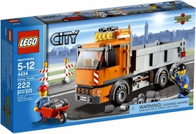 LEGO City Set #4434 Tipper Truck