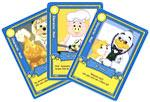 Webkinz Trading Card Game Series 1 Complete Set of 80 Base Cards