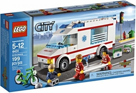 LEGO City Set #4431 Ambulance