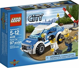 LEGO City Set #4436 Patrol Car