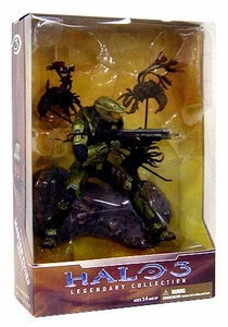 Halo 3 McFarlane Toys Legendary Collection 7 Inch Statue Master Chief [Normal Version]