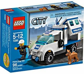 LEGO City Set  #7285 Police Dog Unit