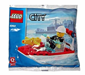 LEGO City Set #4992 Fire Boat [Bagged]