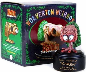 The Wolverton Weirdos Limited Edition Sculpture #4 Karen BLOWOUT SALE!