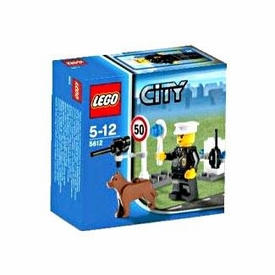 LEGO City Exclusive Set #5612 Police Officer