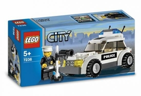 LEGO City Set #7236 Police Car
