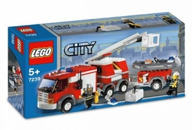 LEGO City Set #7239 Fire Truck