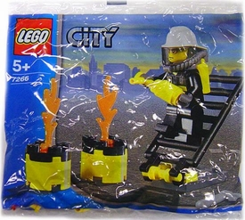 LEGO City Set #7266 Fireman