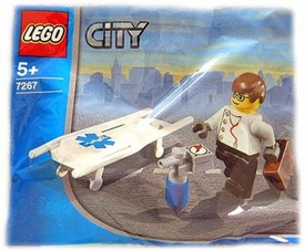 LEGO City Set #7267 Doctor [Bagged]
