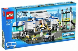 LEGO City Set #7743 Police Command Center