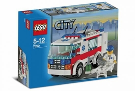 LEGO City Set #7890 Ambulance