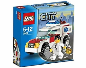 LEGO City Set #7902 Doctor's Car