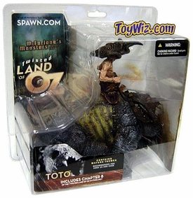 McFarlane Toys Twisted Land of Oz Action Figure Toto BLOWOUT SALE!