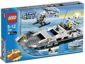 LEGO City Set #7899 Police Boat