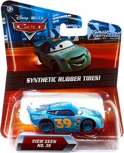 Disney / Pixar CARS Movie Exclusive 1:55 Die Cast Car with Synthetic Rubber Tires View Zeen