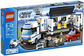 LEGO City Set #7288 Mobile Police Unit