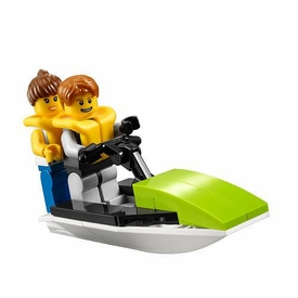 LEGO City Set #30015 Jet Ski [Bagged]
