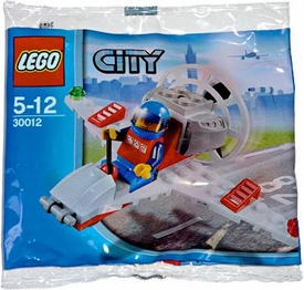 LEGO City Set #30012 Mini Airplane [Bagged]