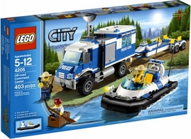 LEGO City Set #4205 Off-Road Command Center
