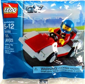 LEGO City Set #30150 Race Car [Bagged]