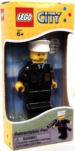 LEGO City Retractable Pen #2201 Police