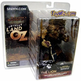McFarlane Toys Twisted Land of Oz Action Figure Lion