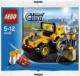 LEGO City Set #30152 Mining Quad [Bagged]
